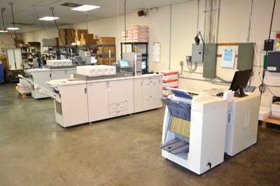 Color digital printing in Ybor City